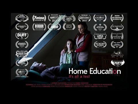 Home Education | Short Horror Film (видео)