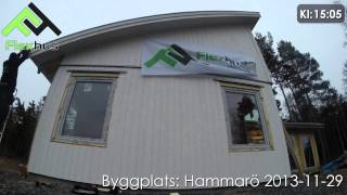 Video: Byggplats: Hammarö 2013-11-29