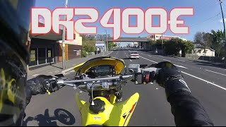 5. Should you buy a DRZ 400?