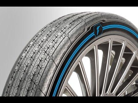Goodyears Reifen für das Autonome Fahren