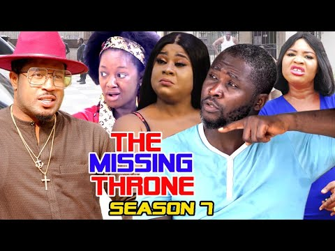 THE MISSING THRONE SEASON 7 - (New Trending Movie HD)Uju Okoli 2021 Latest Nigerian Nollywood Movie
