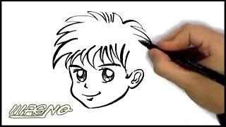 Curso De Mangá: Aprenda A Desenhar Mangá Masculino (How To Draw Male Manga)