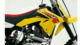 8. 2014 Suzuki DR-Z 125 Info and Specification