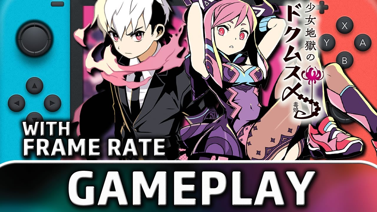 Shoujo Jigoku no Doku Musume | Nintendo Switch Gameplay & Frame Rate