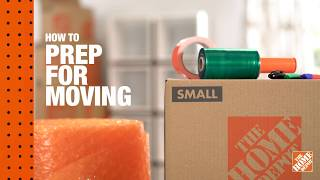How to Prep for Moving: A DIY Digital Workshop | The Home Depot