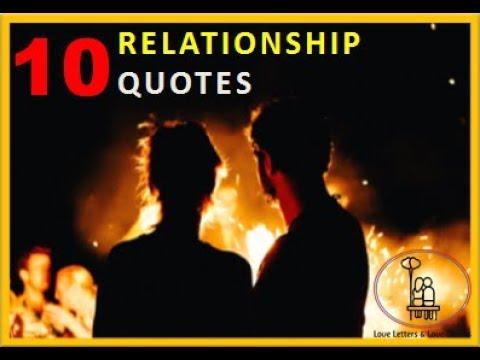 Brainy quotes - 10 Relationship Quotes
