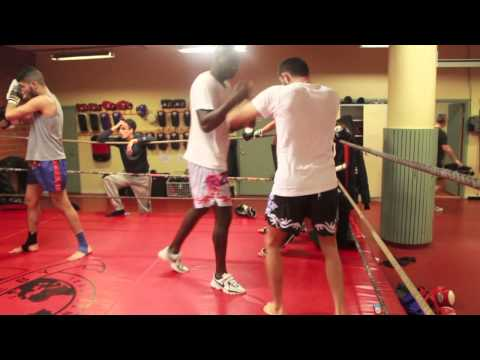 0 Thaiboxning p Rinkeby MuayThai Video.