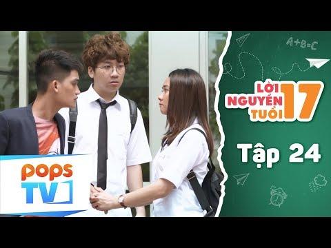 Lời Nguyền Tuổi 17 - Tập Cuối - Phim Tình Cảm Học Đường Vui Nhộn - POPS TV - Thời lượng: 17 phút.