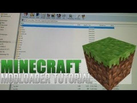 ★ Minecraft Mods - MINECRAFT MODLOADER INSTALLATION - MODS INSTALLIEREN 1.7! (inkl. Spawner GUI Installation)