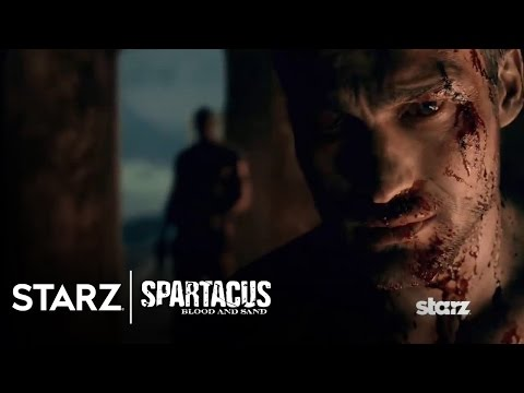 0 Llega a Latinoamérica Spartacus: Blood and Sand