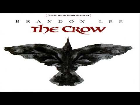 The Crow Soundtrack - 01 Burn - The Cure - HQ 1080p