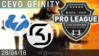 Tempo Storm vs SK - CEVO Gfinity Pro-League S9 Finals - Groupe B