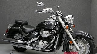 4. 2008  SUZUKI  C50 BOULEVARD 800  - National Powersports Distributors