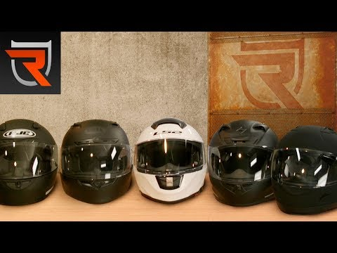 Best Full Face Motorcycle Helmets Under $200 Video | Riders Domain