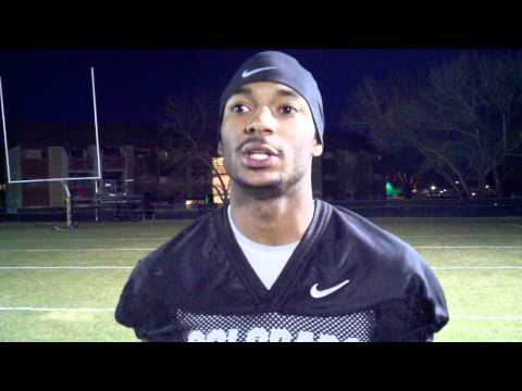 Interview with Paul Richardson 3/11/2011 video.