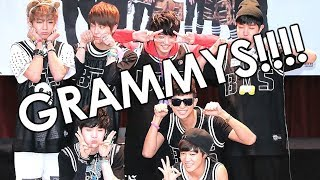 BTS GRAMMY NOMINATION!!