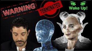 """REAL WARNING MESSAGE: """"The Machines"""" Have Just Issued Humanities Death Warrant"""
