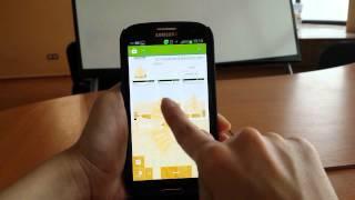 GO Keyboard Bamboo theme YouTube video