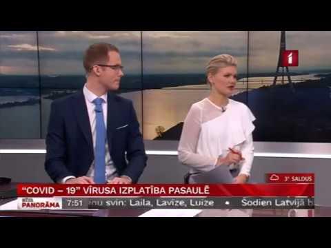 """Veselības ministres Ilzes Viņķeles saruna LTV """"Rīta Panorāma"""" par koronavīrusa izraisīto slimību COVID–19"""