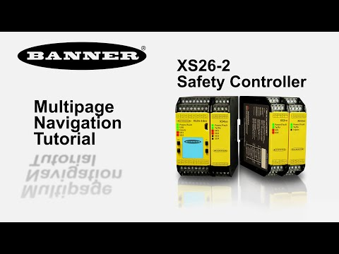 Introduction to XS26-2/SC26-2 Multipage Navigation