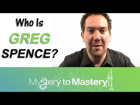 Welcome - Greg Spence