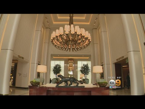 At $20,000 A Night, Beverly Hills Waldorf Astoria Suite One Of The Most Luxurious Hotel Rooms In The