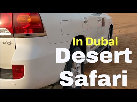 Vlog #2 Dubai: Desert Safari, Dune Bashing, Indian Youtubers| Dubai