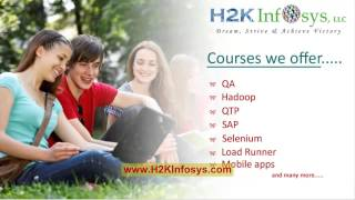 Big Data Hadoop Training | Out Put Formats And Partitioner (Part 1) Tutorial 11 | H2kinosys