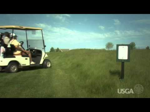Fore the Golfer: Golf Cart and Pull Cart Etiquette