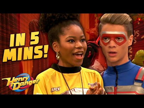 The Great Cactus Con Episode In 5 Minutes 🌵 | Henry Danger