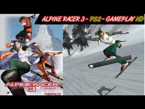 Alpine Skiing 2005 Playstation 2