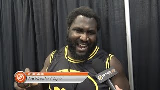 Vaping360 chats with pro-wrestler Willie Mack about vaping. Known as The Mack on Lucha Underground, Willie has been vaping since 2012. Learn his vaping story, hear about his vaping gear, and learn what e-liquids he enjoys.See full article on Vaping360:► http://vaping360.com/pro-wrestler-willie-mack-talks-vaping/Follow us on Social media:►Facebook: https://www.facebook.com/Vaping360►Twitter: https://twitter.com/vaping360►Instagram: https://www.instagram.com/vaping360►Google+: https://plus.google.com/+vaping360►Flickr: http://www.flickr.com/photos/vaping360