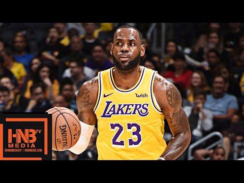 Los Angeles Lakers vs Sacramento Kings Full Game Highlights | 04.10.2018, NBA Preseason - Thời lượng: 9:37.