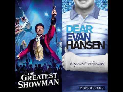 Greatest Showman & Dear Evan Hansen Mashup: Rewrite the Stars / Waving Through a Window (A Cappella)