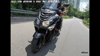 10. 2017 SYM Joyride S 200i ABS 豪宅享�
