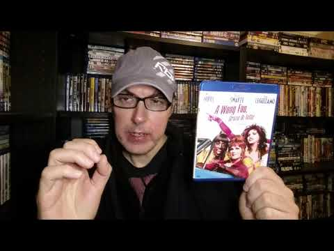 To Wong Foo, Thanks For Everything,  Julie Newmar Blu Ray Review!