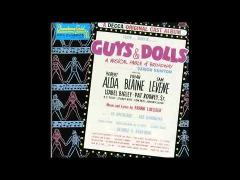, title : 'Guys and Dolls Original Broadway - Luck Be A Lady'