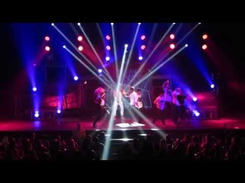 Jason Derulo – The Other Side – Tattoos World Tour – at the BIC, Bournemouth on 28/03/2014