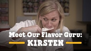 Ben & Jerry's Flavor Guru: Kirsten Schimoler