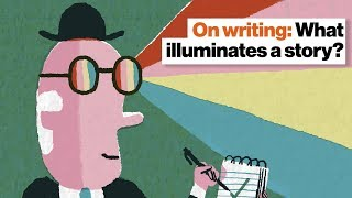 Michael Pollan on writing: What illuminates a story? by Big Think