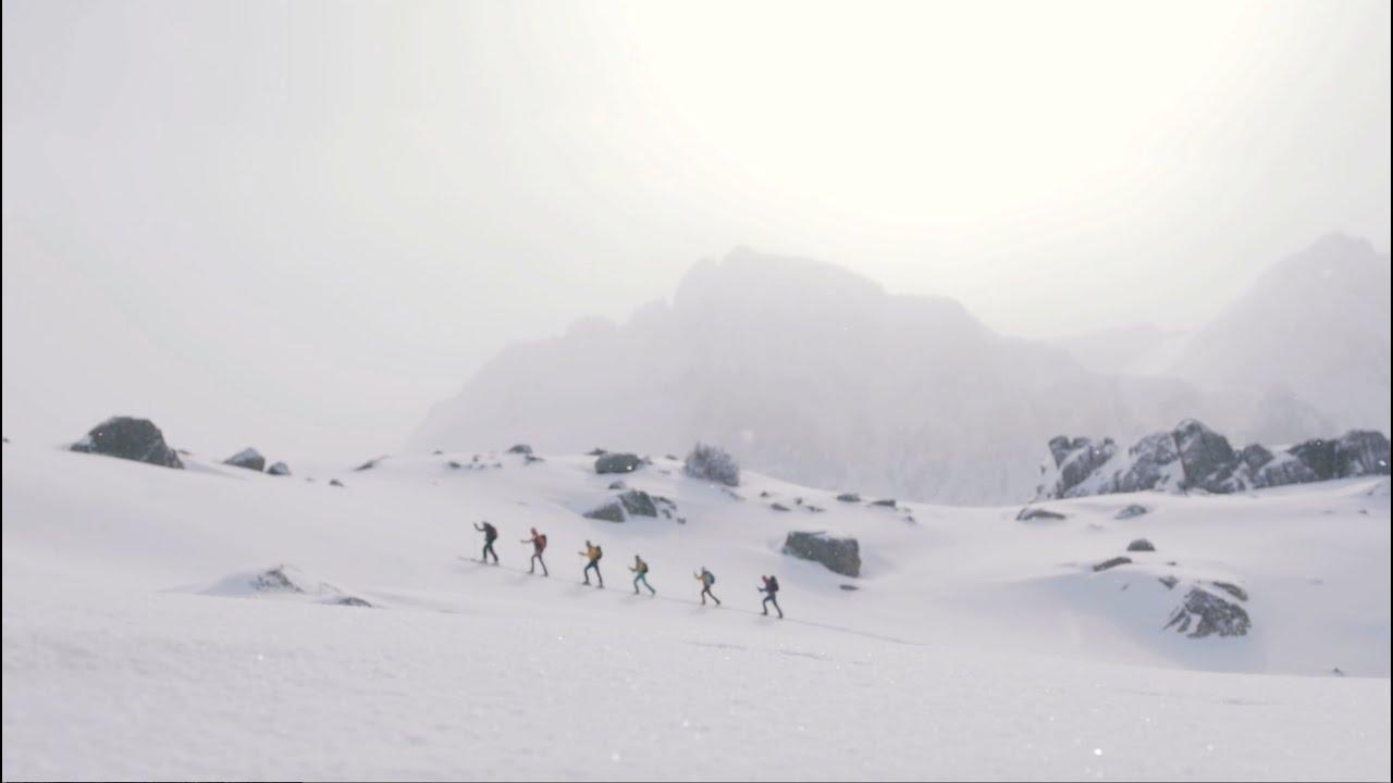 EVASIÓN TV: Esquí de Montaña por el Parque Nacional de Aigüestortes EvasionOutdoorTv