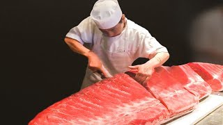 Download Video THESE JAPANESE CHEFS HAVE UNREAL KNIFE SKILLS MP3 3GP MP4