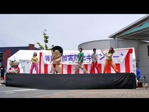 【ゆるキャラ】赤ふん坊やのPR&ダンスタイム【福井県高浜町】
