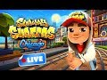 Subway Surfers World Tour 2018 Chicago Gameplay Livestr