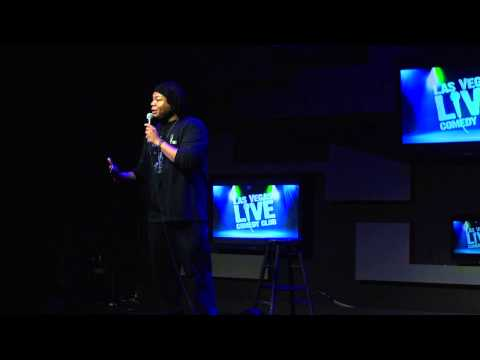 Comedian Anton Knight @ the Las Vegas Comedy Club