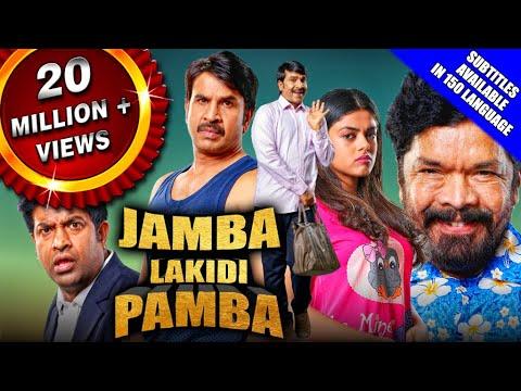 Jamba Lakidi Pamba (2019) New Released Hindi Dubbed Full Movie | Srinivasa Reddy, Siddhi Idnani