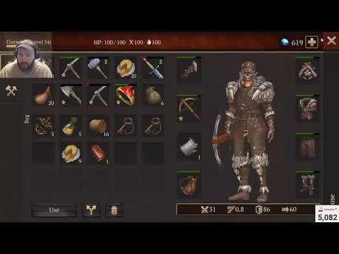 stormfall saga of survival mod apk unlimited money