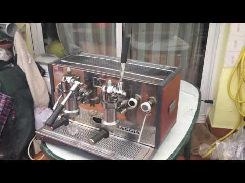Gaggia Orione lever espresso machine handhebel / visacrem / GX