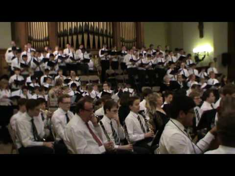 Hark The Herald Angels Sing - Christmas Festival 2016
