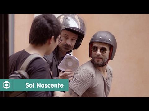 Sol Nascente: capítulo 143 da novela, segunda, 13 de fevereiro, na Globo